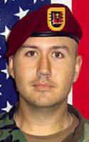 Army Spc. Toby R. Olsen