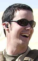 Navy Explosive Ordnance Disposal Technician 2nd Class Tyler J. Trahan
