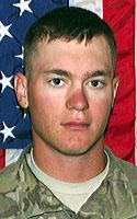 Army Spc. Trevor A. Pinnick