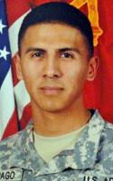 Army Spc. Trinidad  Santiago Jr.