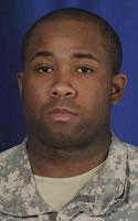 Army Pvt. Lamarol J. Tucker