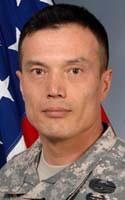 Army 1st Sgt. Eddie  Turner