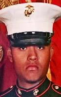 Marine Lance Cpl. Frederik E. Vazquez