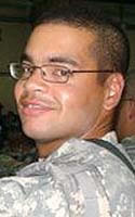 Army 1st Lt. Omar J. Vazquez