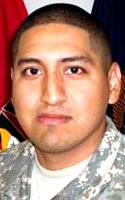 Army Cpl. Jorge E. Villacis