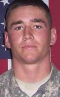 Army Spc. Andrew P. Wade