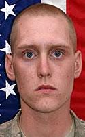 Army Pfc. Christian M. Warriner