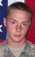Army Spc. Jonathan D. Welch