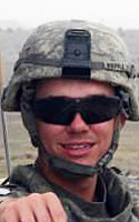 Army Spc. Blake D. Whipple