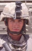 Army Spc. Joseph V. White
