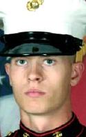 Marine Lance Cpl. William D. Spencer