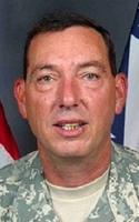 Army 1st Sgt. William T. Warren
