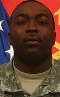 Army Staff Sgt. Briand T. Williams