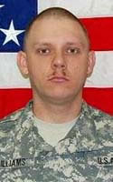 Army Pfc. Charles A. Williams