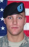 Army 1st Lt. David T. Wright II