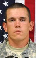 Army Spc. Wyatt J. Martin