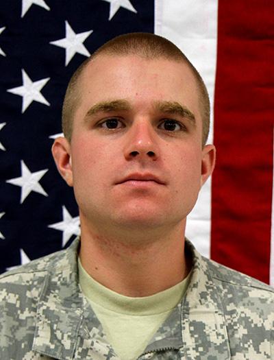 Army Spc.  John M. Dawson