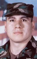 Army Cpl. Cesar A. Granados