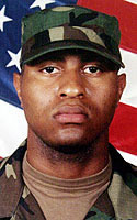 Army Spc. Jamaal R. Addison