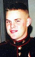Marine Lance Cpl. Patrick R. Adle