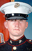 Marine Cpl. Daniel R. Amaya