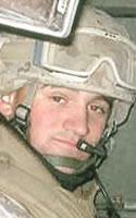 Marine Lance Cpl. Nicholas R. Anderson