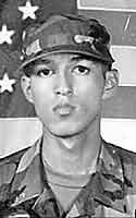 Army Spc. Richard  Arriaga