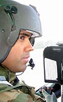 Army Chief Warrant Officer 2 David  Ayala