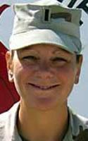 Army 1st Lt. Debra A. Banaszak