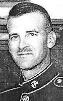 Marine Gunnery Sgt. Ronald E. Baum