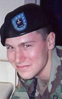 Army Spc. Ethan J. Biggers