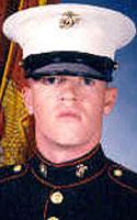 Marine Lance Cpl. Thomas A. Blair