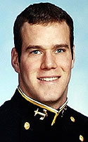 Marine 2nd Lt. James P. Blecksmith