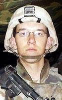 Army Pfc. Nicholas H. Blodgett