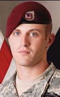 Army Sgt. Joshua C. Brennan
