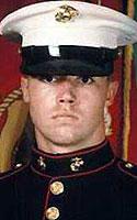 Marine Lance Cpl. Dominic C. Brown