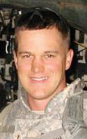 Army 2nd Lt. Peter H. Burks