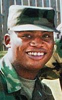 Army Pfc. Charles E. Bush Jr.