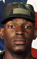 Army Staff Sgt. Damion G. Campbell