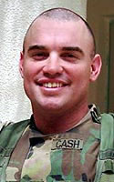 Army Capt. Christopher S. Cash