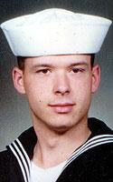 Navy Hospital Corpsman 3rd Class David A. Cedergren