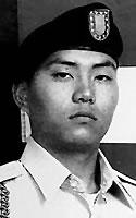 Army Pfc. Min S. Choi