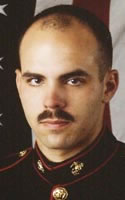 Marine Sgt. David R. Christoff