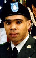 Army Staff Sgt. Darrell P. Clay