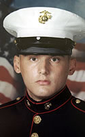 Marine Pfc. Christopher R. Cobb