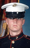 Marine Pfc. Brian K. Cutter