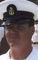 Navy Chief EOD Technician J. Darga