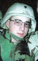 Army Spc. Thomas J. Dostie