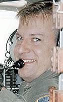 Air Force Maj. William  Downs