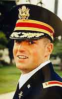 Army 2nd Lt. Seth J. Dvorin